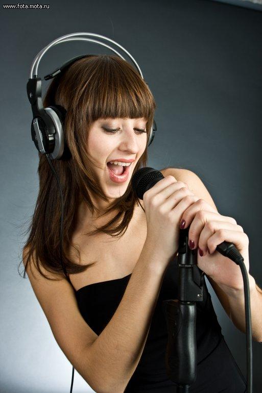 Девушки соси поют