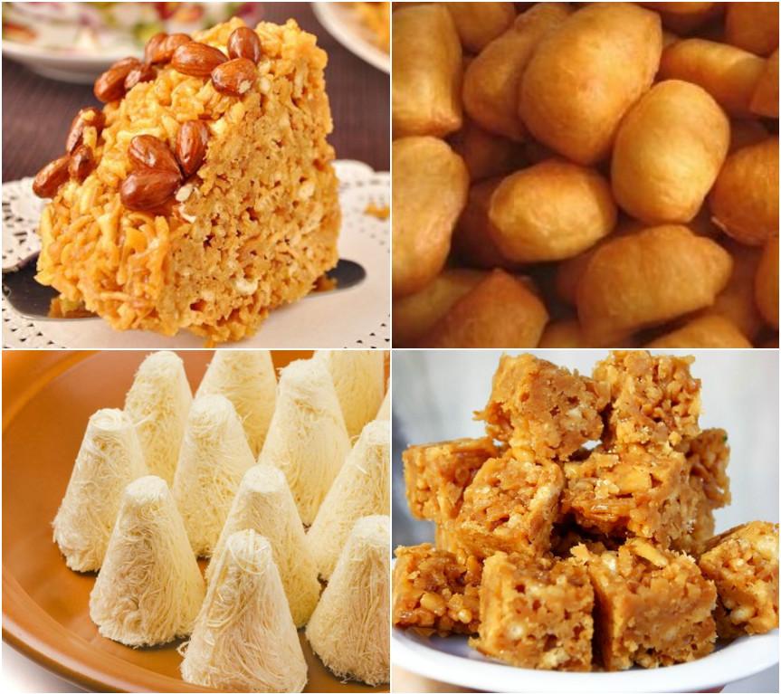 Татарские сладости рецепты с фото